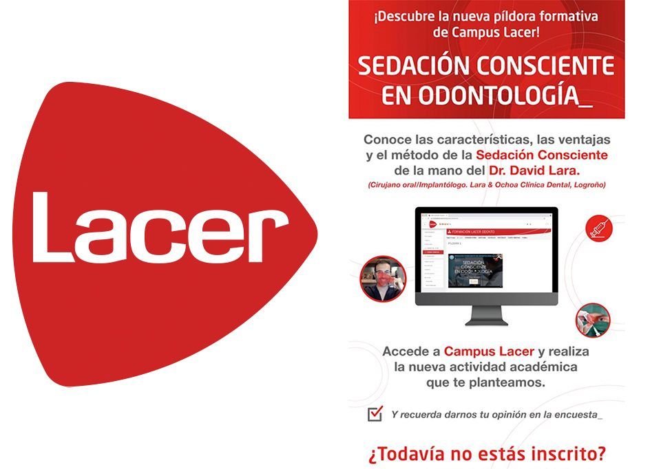 Campus LACER - Sedación consciente en Odontología